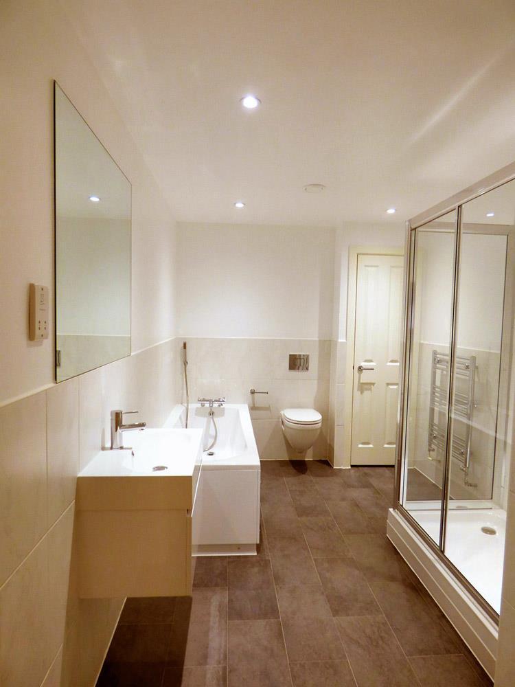 Bathroom from previous development
